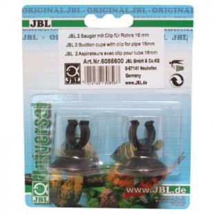 JBL Clipsauger - 16 mm - 2 Stück