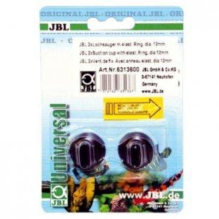 JBL Lochsauger 12 mm - 2 Stück - Saughalter