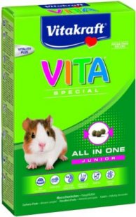 VITAKRAFT Vita Special Junior (Best for Kids) - Meerschweinchen - 600g