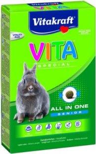 VITAKRAFT Vita Special Senior (Best Age) - Zwergkaninchen - 600g