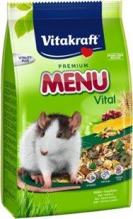 Vitakraft Premium Menü Vital für Ratten - 1kg