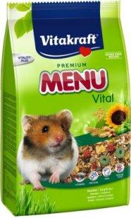 Vitakraft Premium Menü Vital für Hamster - 1kg