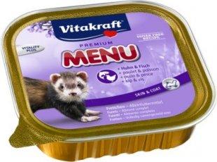 Vitakraft Premium Menü Nassfutter für Frettchen - 100g
