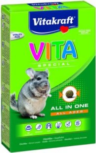 VITAKRAFT Vita Special All Ages (Regular) - Chinchilla - 600g