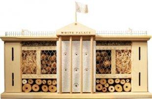 Luxus-Insektenhotel ´´WEISSER PALAST´´