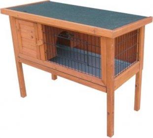 Holz Kaninchenstall Auslauf Gehege Hasi Kaninchen Kleintier Stall Käfig