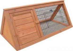 Holz Kaninchenauslauf Auslauf Gehege Hasi Kaninchen Stall Käfig Freigehege