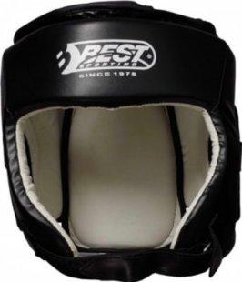 Best Sporting Kopfschutz, Größe M-XL, schwarz Kopfschutz XL