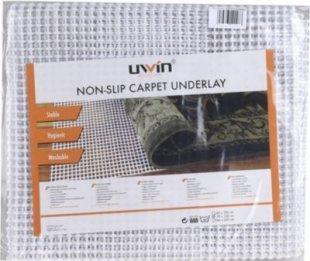 Teppichgleitschutz verschiedene Größen, Beige oder Weiß/weiß /60 x 130 cm