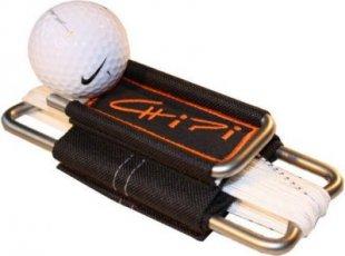 Chi-Pi Golf Back Ball Golftrainer Short Game Coach Nike Golfball Schwungtrainer