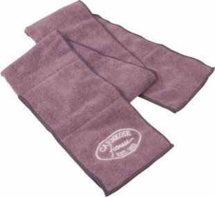 Carnegie Yoga Microfaser Gurt / Handtuch 120x20 saugfähig Fitness Stretching
