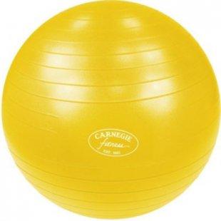 Carnegie Gymnastikball Ø 65 cm Massageball Fitnessball Sitzball 300 kg + Pumpe