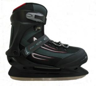 Axces Tornado Eishockey Semisoftboot Gr. 38 Schlittschuhe Eislaufschuhe Schuhe