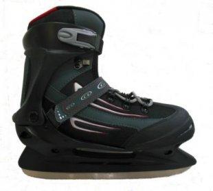 Axces Tornado Eishockey Semisoftboot Gr. 37 Schlittschuhe Eislaufschuhe Schuhe