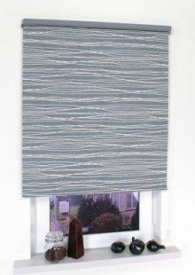 Liedeco Rollo mit Kette Verdunkelung Dekor Sahara, Seitenzugrollo für Fenster