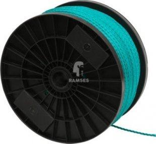 Polypropylen Seil DIN 83307 grün 3 mm Meterware