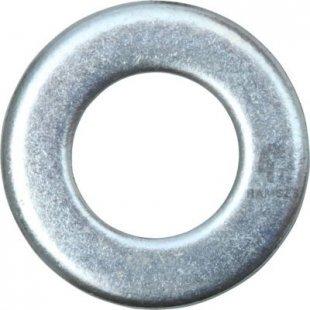Unterlegscheibe DIN 125 M4 Stahl verzinkt 100 Stück