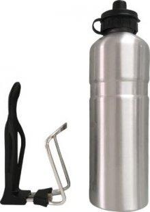 Fahrrad-Zubehör - Aluminium Trinkflasche, ca. 1 L