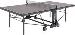 SPONETA S 4-70 i ExpertLine Indoor-Tischtennis-Tisch, grau