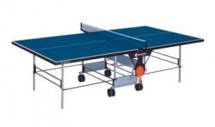 SPONETA S 3-47 e SportLine Outdoor-Tischtennis-Tisch, blau