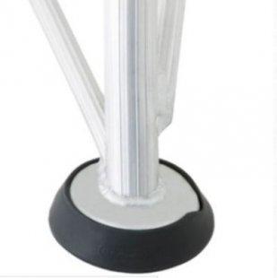 NIWAKI Gummifüße (3 Stk.)für NIWAKI 3-Holm-Gartenleiter, verschiedene Ausführungen