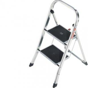 HAILO K30 Aluminium-Klapptritt - 2 Stufen