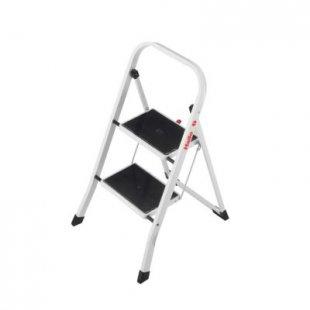 Hailo K20 Stahl-Klapptritt - 2 Stahl-Stufen