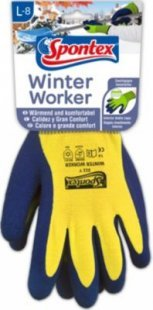Spontex Winter Worker, Gr. L - 8