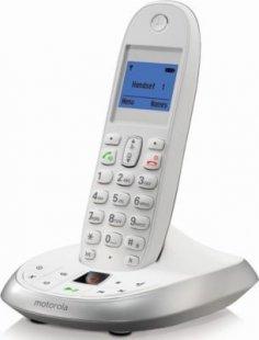 Motorola C2011 mit AB (weiß)