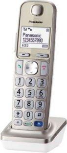 Panasonic Mobilteil KX-TGEA20EXN champagner inkl. LS