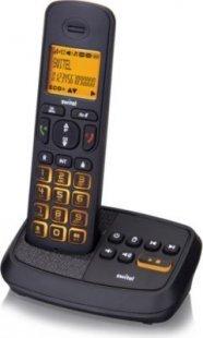 Switel Wizard DCT 59071 TAM schnurloses DECT-/GAP-Telefon mit digitalem Anrufbeantworter - 1 Telefon