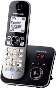 Panasonic KX-TG6821GB schwarz mit AB