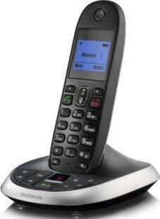 Motorola C2011 mit AB (schwarz)