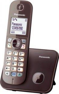 Panasonic KX-TG6811GA mocca braun