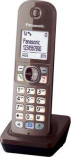 Panasonic Mobilteil KX-TG68xx Serie inkl. LS mocca braun