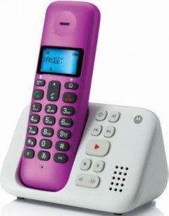 Motorola T311 mit AB (violet)