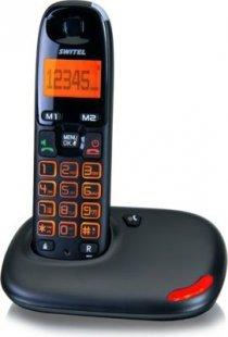 Switel DC5001 VIta schnurloses Verstärker-Telefon mit XL-Tasten und XL-Display