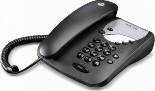 Motorola CT1 - schnurgebundenes Telefon (schwarz)
