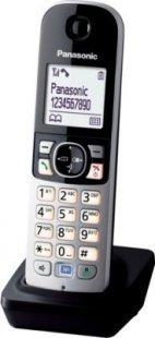 Panasonic Mobilteil KX-TG68xx Serie inkl. Ladeschale schwarz