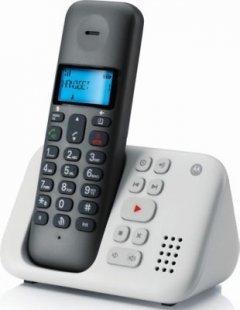 Motorola T311 mit AB (grau)