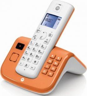 Motorola T211 mit AB (orange)