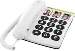 Doro PhoneEasy 331ph (weiß)