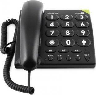Doro PhoneEasy 311c (schwarz)