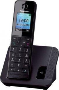 Panasonic KX-TGH210GB schwarz-matt