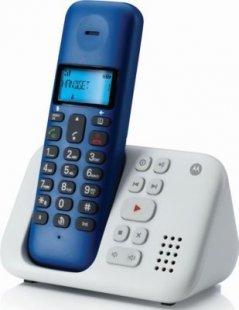Motorola T311 mit AB (blau)