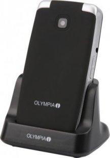 OLYMPIA Classic 2205 Komfort-Mobiltelefon, große Tasten,schwarz