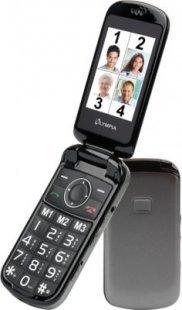 OLYMPIA Brava Klapp Senioren Mobiltelefon, große Tasten, Farbdisplay