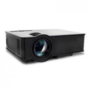 GoClever Cineo Focus II FullHD LED Beamer Projektor 1350 Lumen Heimkino TV 1080p