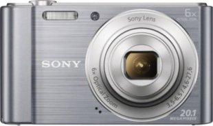 Sony Digitalkamera Cyber-shot DSC-W810S