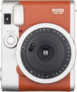 Fujifilm Sofortbildkamera Instax Mini 90 Neo Classic